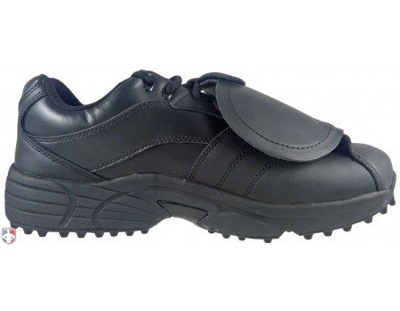 7345 3N2 Reaction Pro Low Umpire Plate Shoes Side View 2226d2212