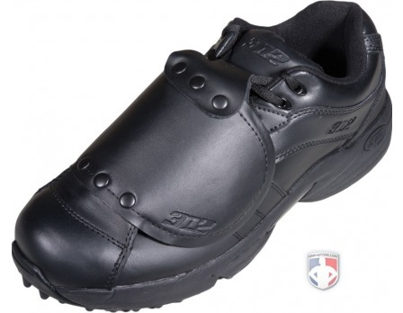 7345 3N2 Reaction Pro Low Umpire Plate Shoes Top Angled View