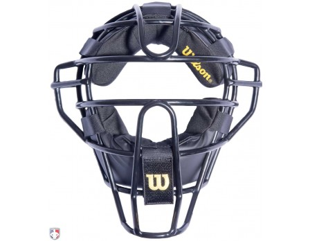 A3017 Wilson Dyna-Lite Steel Umpire Mask
