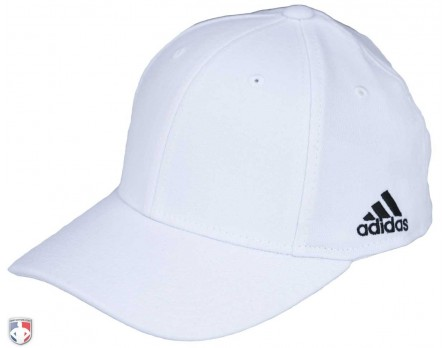 Adidas Flex White Referee Cap
