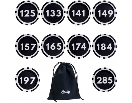 Adams Wrestling Referee Random Draw Kit - NCAA