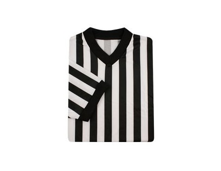 BK-200 Smitty Performance Mesh V-Neck Referee Shirt