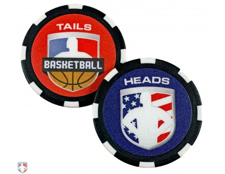 Basketball Referee Flip Coin
