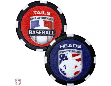 CHIP-BB Baseball Umpire Flip Coin