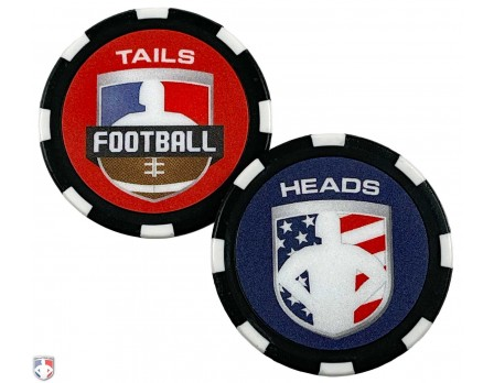 Football Referee Flip Coin