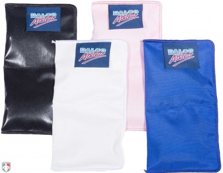 DB6275 DALCO DOUBLE SIDED EASY CLEAN REFEREE THROW DOWN BAG BLACK WHITE PINK BLUE