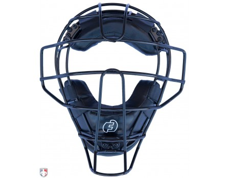 F3-DEF-BK/BK-Force3 Defender Umpire Mask