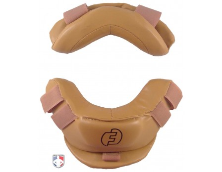 F3-DEF-RPV2-TN Force3 Defender Umpire Mask v2 Replacement Pads - Tan