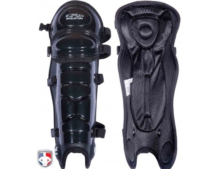 F3-LG Force3 Ultimate Umpire Shin Guards Pair
