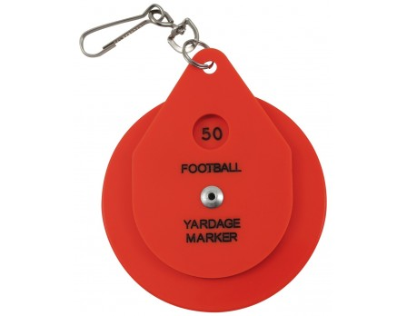 Yardmark with Chain Clip