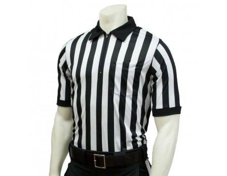 "FB-111-Smitty ""Elite"" Short Sleeve Referee Shirt"