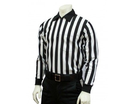 "FB112-Smitty ""Elite"" Long Sleeve Referee Shirt"