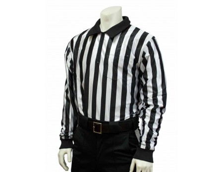 "FB122-Smitty ""Hybrid"" Cold Weather Referee Shirt"