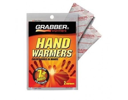 Grabber Hand Warmers - Package of 2