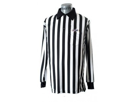 Kentucky (KHSAA) Embroidered Polyester Long Sleeve Football Referee Shirt