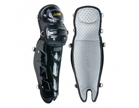 LGU5000 All-Star Cobalt Umpire Shin Guards