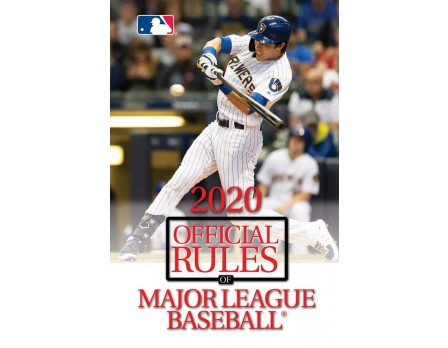 Official Rules of Major League Baseball 2020