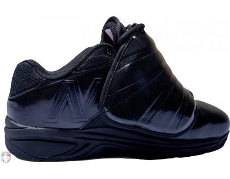Black Low-Cut Umpire Plate Shoes