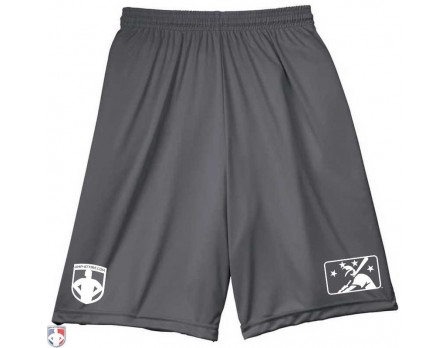 MiLB-SHORT MiLB Logo Dri-Fit Shorts