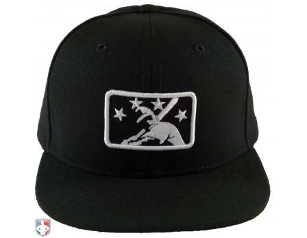 MiLBCAP4 New Era MiLB Umpire Cap - 4 Stitch ae10891401d