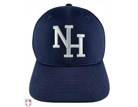 New Hampshire Softball Umpires Association (NHSUA) Umpire Cap Front View