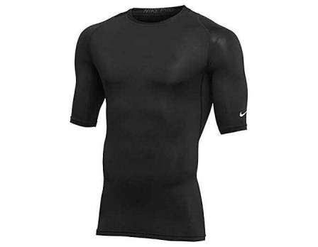 NIKE-1/2SlEEVE Nike Pro Half Sleeve Compression Shirt