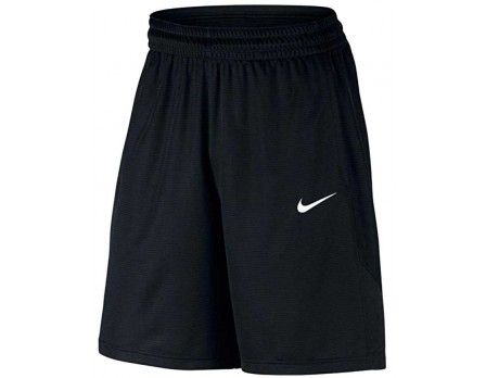 "Nike Loose Fit 12"" Black Referee Shorts"