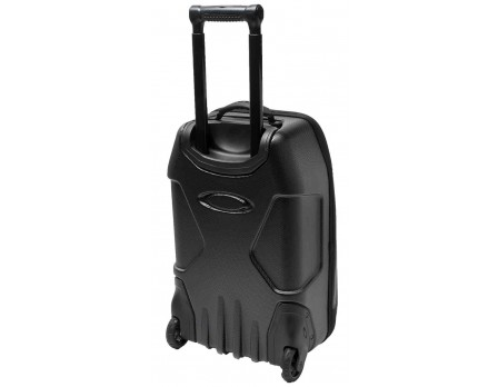 "OAK-FP45L Oakley 21"" FP 45L Wheeled Roller Bag Back View"