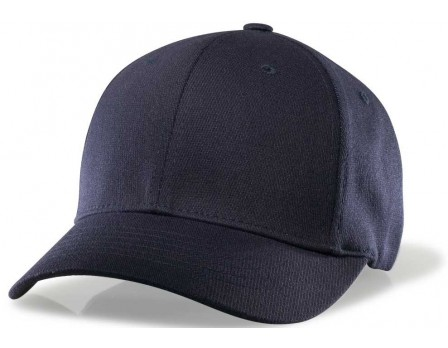 Richardson Pulse Performance Flexfit Base Umpire Cap - 6 Stitch