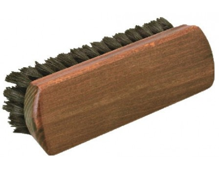 PED-BRUSH Pedag Horsehair Shoe Shine Brush