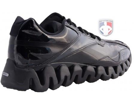 Reebok Zig Energy Patent Leather Referee Shoes | Shoes | Ump
