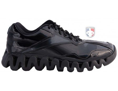 0bd119980375 Reebok Zig Magistrate Patent Leather Referee Shoes - RZIG