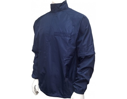 Smitty Convertible Umpire Jacket - Navy