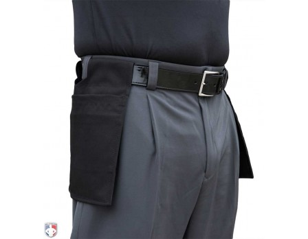 S392-Smitty Performance Poly Spandex Charcoal Grey Plate Umpire Pants