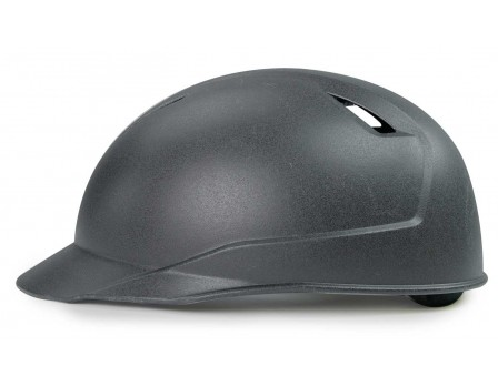 SC900UMP All-Star Cobalt Umpire Skull Cap Side View