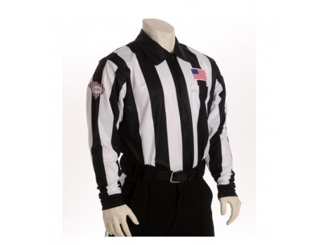 South Carolina (SCFOA) Long Sleeve Football Referee Shirt