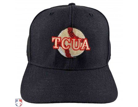 TCUA-CAP Tennessee Collegiate Umpire Association (TCUA) Baseball Umpire Cap