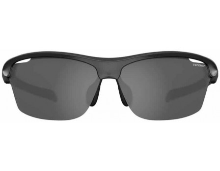 TIF-INTENSE-GBS Tifosi Intense Sunglasses - Gloss Black / Smoke Front View