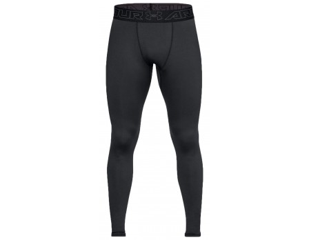 UACG-TIGHTS-V2 Under Armour ColdGear Compression Tights Front View