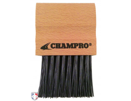 Wooden Umpire Plate Brush