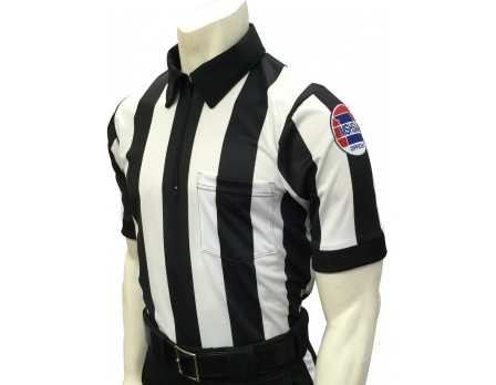 d5e0fdb0176 Missouri (MSHSAA) Short Sleeve Football Referee Shirt