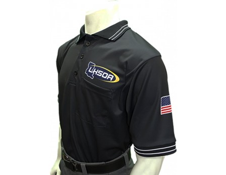 Louisiana Umpire Shirt - Black