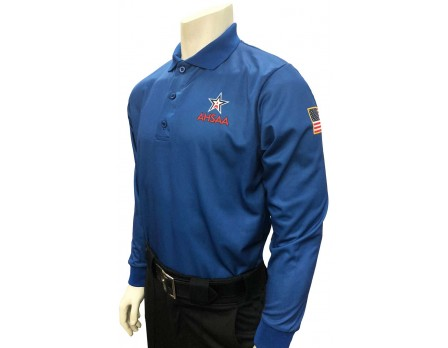 USA401AL Alabama (AHSAA) Men's Long Sleeve Volleyball Referee Shirt
