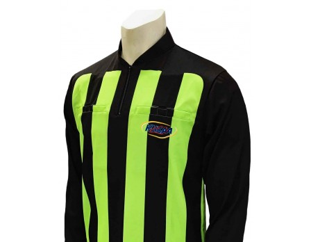 Kentucky (KHSAA) Long Sleeve Soccer Referee Shirt