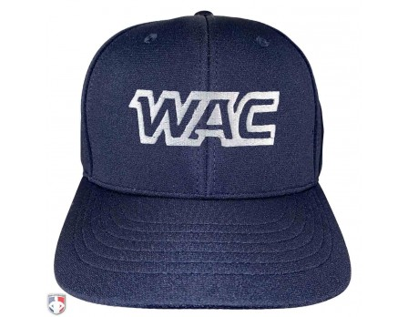 WAC-CAP-N Western Athletic Conference (WAC) Softball Umpire Cap - Navy