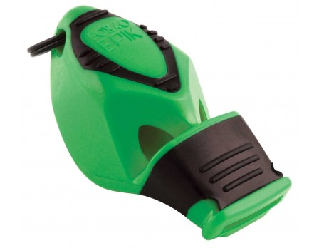 Fox 40 EPIK Green Referee Whistle