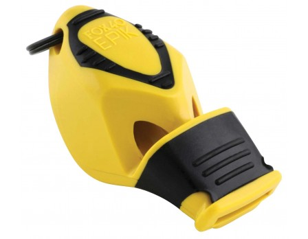 Fox 40 EPIK Yellow Referee Whistle