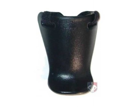 "BTG4-BK No Logo 4 1/2"" Umpire Throat Guard"