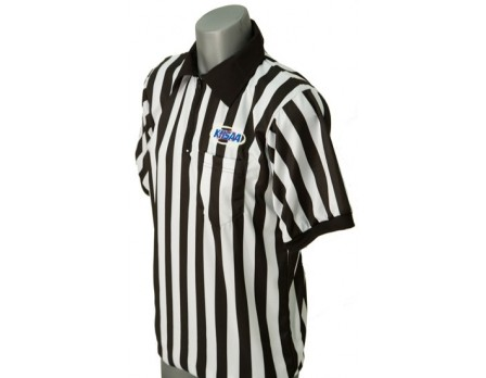 Kentucky (KHSAA) Embroidered Ultra Mesh Football Referee Shirt