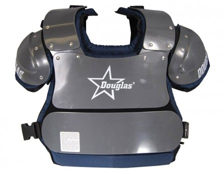 PDV Douglas Umpire Chest Protector Front View